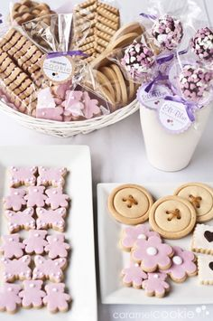 Mesa dulce   caramel cookie