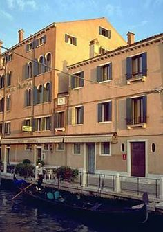 BEST WESTERN Hotel Olimpia: Venice, Italy. About a 20 minute walk to city center. Close to the airport. Beautiful hotel with a great breakfast and nice grassy courtyard. About $237 per night.