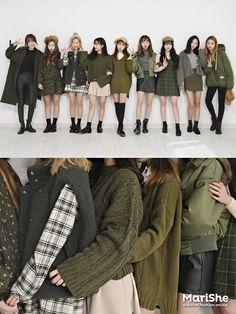 마리쉬♥패션 트렌드북! marishe outfits