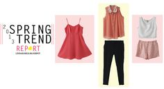 TOP 10 TRENDS FOR THIS SPRING  www.lindarosele.blogspot.com