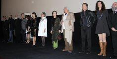 El ACTOR PABLO RIVERO en el pre estreno de DE TU VENTANA A LA MÍA de Paula Ortíz en Zaragoza (6 de marzo 2012)