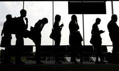 Avoid airport security queues