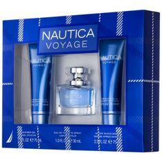 Nautica Voyage 3 Piece Gift Set
