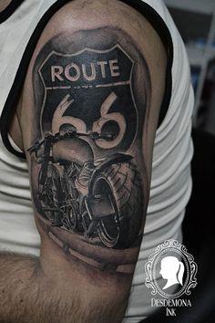 Motorcycle Tattoos for Men 60 Motorcycle Tattoos for Men Two Wheel Design Ideas Tattoo Hd, Hot Rod Tattoo, Hd Tattoos, Mark Tattoo, Movie Tattoos, Real Tattoo, Best Sleeve Tattoos, Fake Tattoos, Black Tattoos