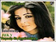 Venecia En Septiembre Vicky Leandros.flv - YouTube