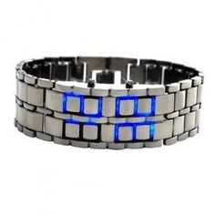 Iron Samurai  LED Watch