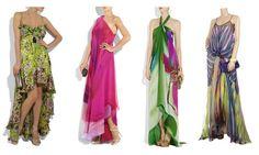 vestidos longo para formatura de estampados - Pesquisa Google