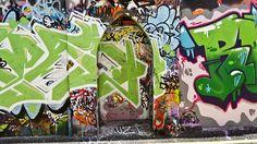 Street Art – Crosses Green, Cork