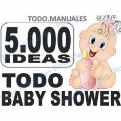 Image detail for -Manual Todo Baby Shower Mas De 5000 Ideas * Envio