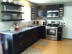 jillgg's good life (for less) | a style blog: casa good life: my new kitchen!