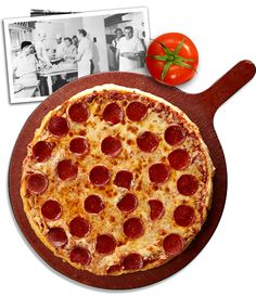 Home Run Inn Pizza Restaurant- Headquarters located in Woodridge, IL: Home Run Inn pizzas are made from our original family recipe created in 1947 by Mary Grittani and Nick Perrino.