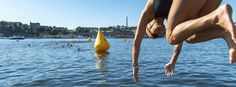 Combine a tough challenge with a city getaway: take part in Stockholm triathlon - a great idea for an original weekend
