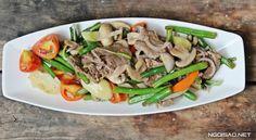 Cách làm món thịt bò xào thập cẩm ngon miệng, đủ chất - http://congthucmonngon.com/121884/cach-lam-mon-thit-bo-xao-thap-cam-ngon-mieng-du-chat.html