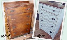 Twice Lovely: Before and Afters