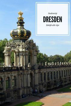 Voor het Zwinger kun je wel een hele dag uittrekken in Dresden. Bekijk alle tips en bezienswaardigheden in Dresden.
