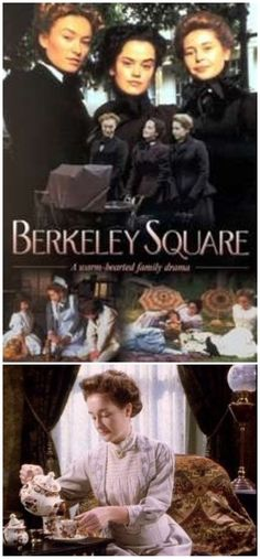 "Tea in the movies-""Berkeley Square"""
