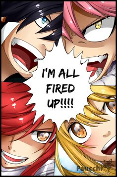 [FT 430] We're all fired up! by Paucchi