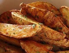 The secret recipe for Greek potatoes (like at Old Duluth)! - The secret recipe for Greek potatoes (like at Old Duluth) ! Potato Vegetable, Vegetable Drinks, Bbq Buffet, Greek Potatoes, Confort Food, Secret Recipe, Healthy Eating Tips, Healthy Drinks, Frugal Meals