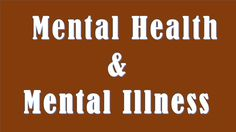Difference between Mental Health and Mental Illness