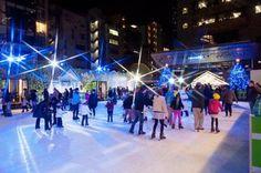 絶対行きたい氷の世界♡2016年のおすすめ屋外スケートリンク5選 MERY [メリー]