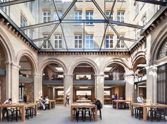 Bohlin Cywinski Jackson | Apple Store, Covent Garden