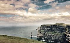 Cliff of mohar, Irland