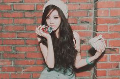 #Byun Ji Young #ulzzang #korean