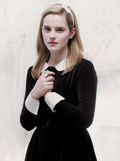 New (old) portrait of Emma for Ballet Shoes (2007)