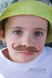 Image result for simple face paint ideas