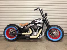 exile cycles fat bloke 2011 #bikes #motorbikes #motorcycles #motos #motocicletas