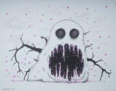 """351 kedvelés, 1 hozzászólás – Horváth Kincső Art (@horvathkincso_art) Instagram-hozzászólása: """"Koszorúslányok helyett ő is szórhatja a szirmokat. 🌺🌸 (akril, ceruza, papír/ 2015) #sakuramonster…"""" Snoopy, Fictional Characters, Instagram, Art, Art Background, Kunst, Performing Arts, Fantasy Characters, Art Education Resources"""