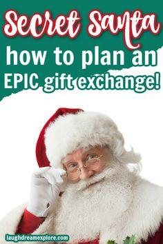 Secret Santa Questions, Secret Santa Rules, Secret Santa Gift Exchange, Secret Santa Gifts, Elf Christmas Decorations, Christmas Holidays, Secret Santa Questionnaire, Secert Santa, Secret Organizations