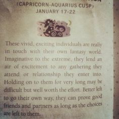 Capriquarius compatibility