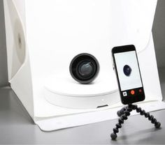 360˚ PHOTOGRAPHY FOR EVERYONE Creating 360 images is really difficult without professional equipment. And all-in-one 360˚ photography systems cost thousands of