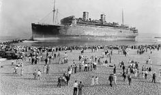 Mystery surrounds the 1934 burning of the S.S. Morro Castle just yards off the Asbury Park, NJ beach. The loss of life tallied 137 and questions remain as to what really happened.