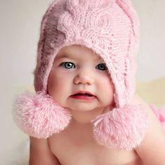Cute Koala Ugly Christmas Infant Skull Hat Baby Girls Beanies Caps