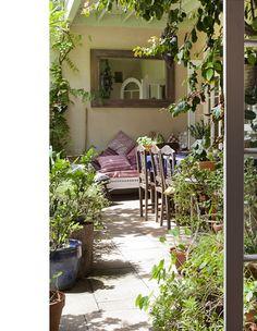 fabulous courtyard