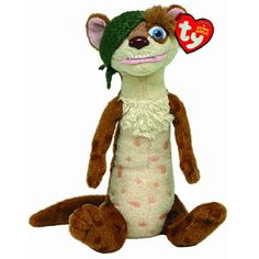 fd6bc0f59d3 Ty Ice Age Beanie Babies Buck the Weasel     Read more reviews of the