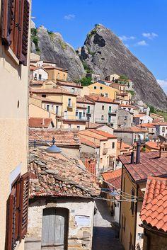 Castelmezzano, Potenza, Basilicata, Italy