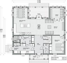 Kreivi-talo, Kokkola - New England 160, uuu, ihana
