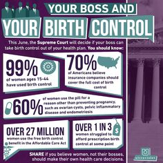 UltraViolet   Your boss and your birth control