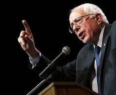 Bernie Sanders vows major shake-up in first year as president
