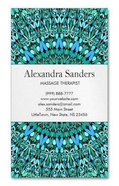Shop Turquoise Flower Mandala Business Card Magnet created by ZyddArt. Elegant Business Cards, Business Card Size, Business Card Design, Print Templates, Card Templates, Magnetic Business Cards, Print Design, Graphic Design, Turquoise Flowers