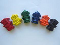 Robot Crayons 50 Piece Bulk Order by CrayonMeCrazy on Etsy, $20.00