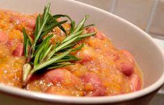 quinoa con curcuma e fagioli borlotti