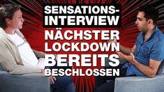 EXKLUSIV: Nächster LOCKDOWN - Bereits BESCHLOSSEN? | Das Sensations-Inte... Guter Rat, Interview, Youtube, Believe, Knowledge, Reading, Videos, Music, Crowns