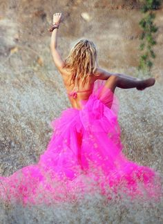 Free and Pink