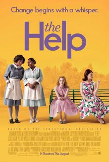 We enjoyed The Help movie but really enjoyed the book. How about you? #thehelp