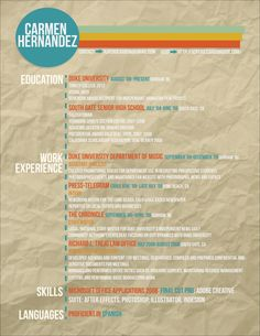 whimsical resume resume pinterest whimsical resume ideas