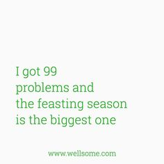 #relatable  The festive season can easily become the feasting season in a blink of an eye. Can you relate? . Live on the new blog tomorrow will be my 7 tips to staying balanced during the festive (feasting) season. . But here's a few hints... 1. Know that food isn't unavailable it's in abundance - you don't have to eat a days worth of food at once. 2. BREATHE between mouthfuls. 3. You want to try a bit of everything I get it so take small amounts of each like a tapas plate. 4. Stay…